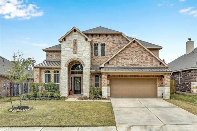 8486 Coral Cove Pass Lane, Conroe, TX 77304 (MLS #72105240) :: Lerner Realty Solutions