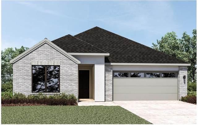 22515 Ginosa Trail, Katy, TX 77449 (MLS #72110261) :: Texas Home Shop Realty