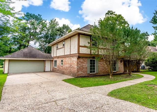 830 Stone Mountain Drive, Conroe, TX 77302 (MLS #72111054) :: The Home Branch