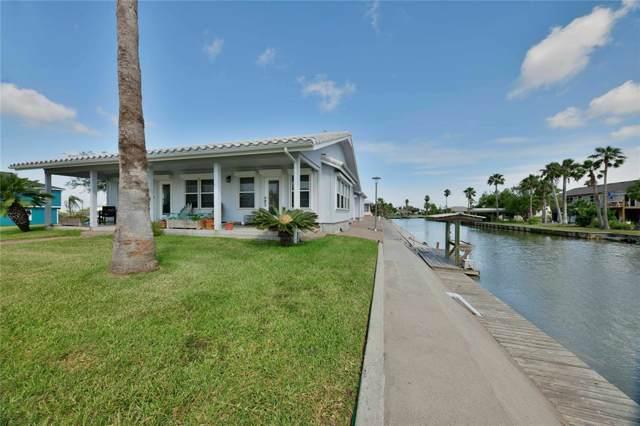 121 & 122 Quail Drive, Rockport, TX 78382 (MLS #72112720) :: Texas Home Shop Realty