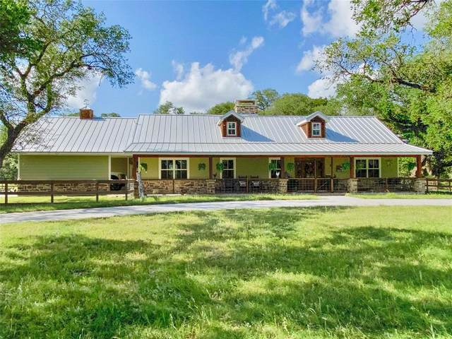 1336 County Road 105, Columbus, TX 78934 (MLS #72119320) :: Connell Team with Better Homes and Gardens, Gary Greene