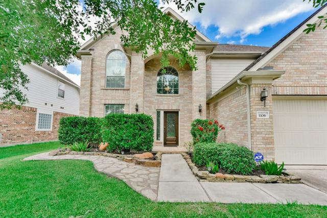 1106 Richards Drive, Friendswood, TX 77546 (MLS #72133105) :: The SOLD by George Team