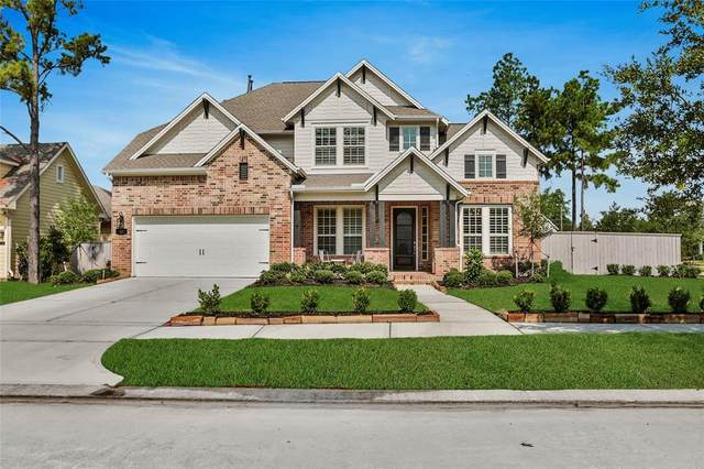 154 Rockwell Park Drive, Spring, TX 77389 (MLS #72140194) :: Connect Realty