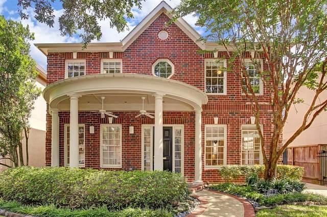 4225 Oberlin Street, West University Place, TX 77005 (MLS #72143596) :: Keller Williams Realty