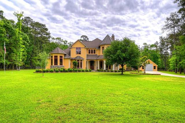 32418 Edgewater Drive, Magnolia, TX 77354 (MLS #72151822) :: Michele Harmon Team