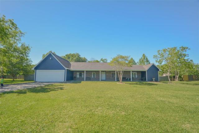 3510 Hummingbird Lane, Alvin, TX 77511 (MLS #72162229) :: Texas Home Shop Realty