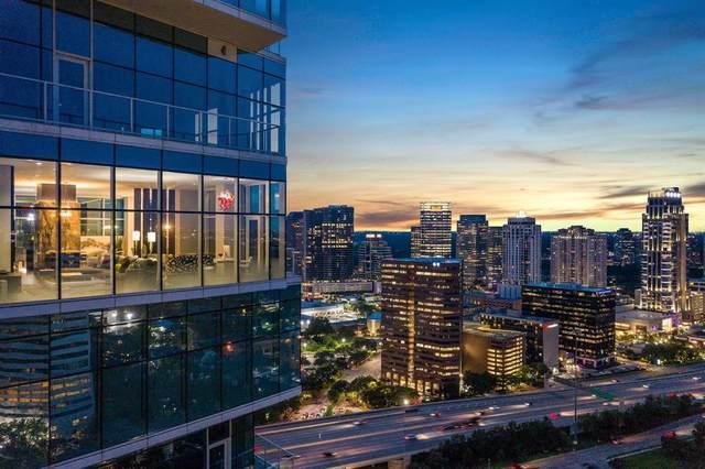 4521 San Felipe Street #2801, Houston, TX 77027 (MLS #72187561) :: All Cities USA Realty