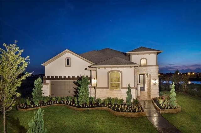 8006 Bellaria Lake Lane, Richmond, TX 77407 (MLS #72196216) :: My BCS Home Real Estate Group
