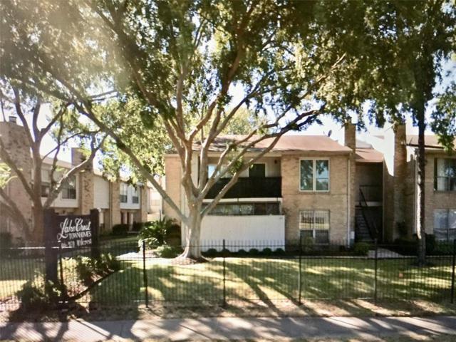 2110 Wilcrest Drive #145, Houston, TX 77042 (MLS #72198034) :: Grayson-Patton Team