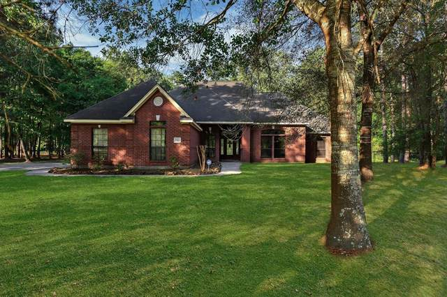 21905 Whitetail Xing Crossing, New Caney, TX 77357 (MLS #72203473) :: Connect Realty