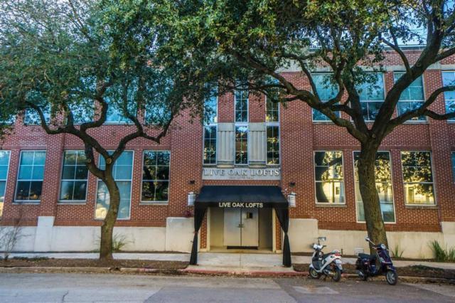 1312 Live Oak St #112, Houston, TX 77003 (MLS #72214819) :: Team Parodi at Realty Associates