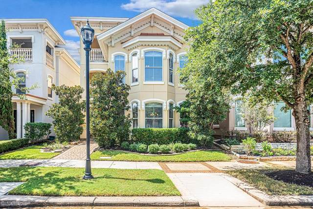 39 Olmstead Row, The Woodlands, TX 77380 (MLS #72215299) :: All Cities USA Realty