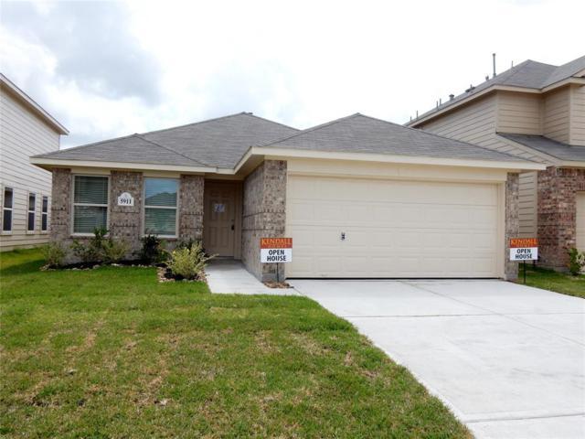 5911 Nodaway Creek Court, Houston, TX 77085 (MLS #72219738) :: Magnolia Realty