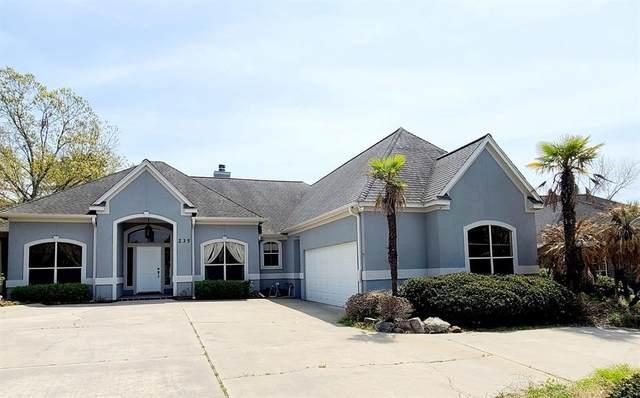 235 Dawns Edge Drive, Conroe, TX 77356 (MLS #7222064) :: The Sansone Group