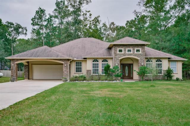 814 Commons Lake Edge Drive, Huffman, TX 77336 (MLS #72223263) :: The SOLD by George Team