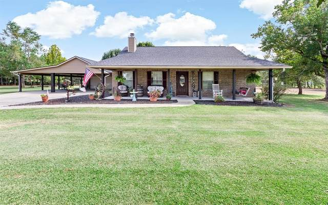 911 Devillier Road, Winnie, TX 77665 (MLS #72229416) :: Parodi Group Real Estate