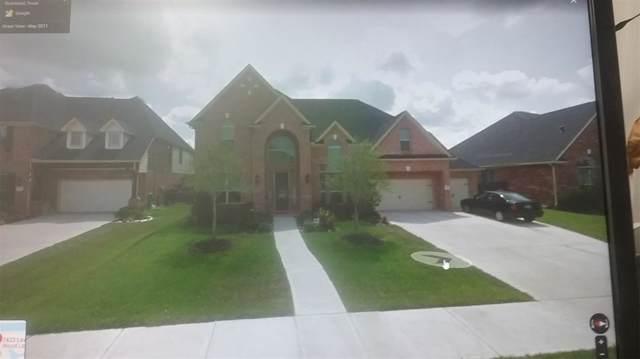 7423 Lavaerton Wood Lane, Richmond, TX 77407 (MLS #72236604) :: The Jill Smith Team