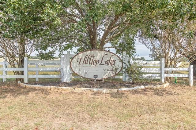 54 Post Oak, Hilltop Lakes, TX 77871 (MLS #72238006) :: The Sansone Group