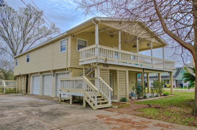 529 Pine Road, Clear Lake Shores, TX 77565 (MLS #72238344) :: The Kevin Allen Jones Home Team