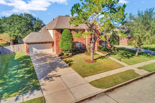 1414 Cambridge Drive, Friendswood, TX 77546 (MLS #72239775) :: Texas Home Shop Realty