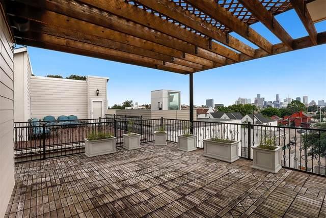 1821 Rosedale Street, Houston, TX 77004 (MLS #72242874) :: Lerner Realty Solutions
