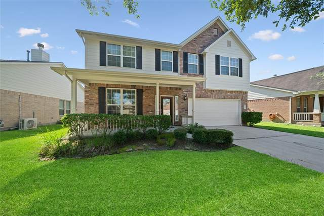 2709 Mystic Cove Lane, Pearland, TX 77584 (MLS #72252214) :: The SOLD by George Team