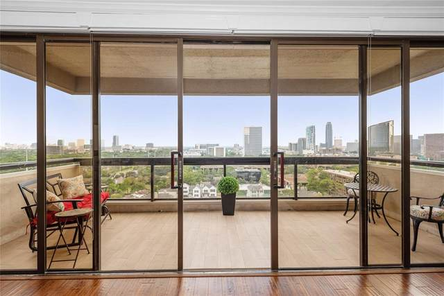 49 Briar Hollow Lane #1805, Houston, TX 77027 (MLS #72257493) :: The SOLD by George Team