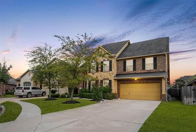 9802 Parsonsfield Lane, Katy, TX 77494 (MLS #72261279) :: The Jennifer Wauhob Team
