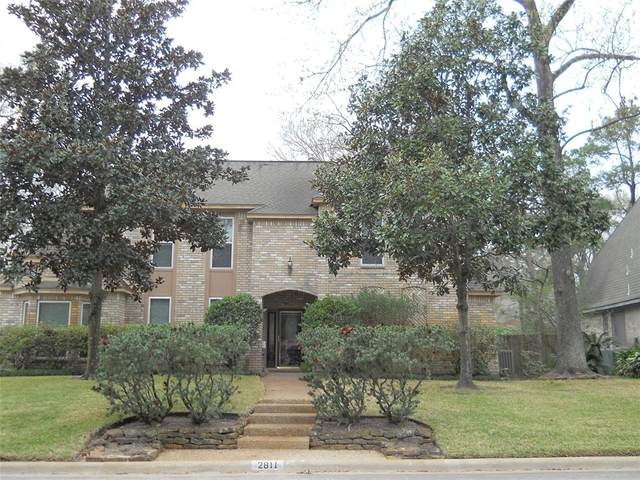2811 Forest Garden Drive, Kingwood, TX 77345 (MLS #72262729) :: CORE Realty