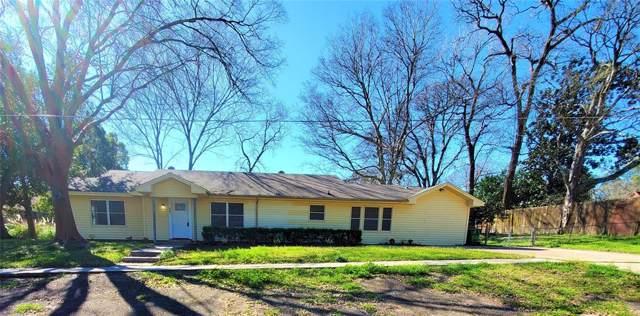 501 W Houston Street, Cleveland, TX 77327 (MLS #72263526) :: Texas Home Shop Realty