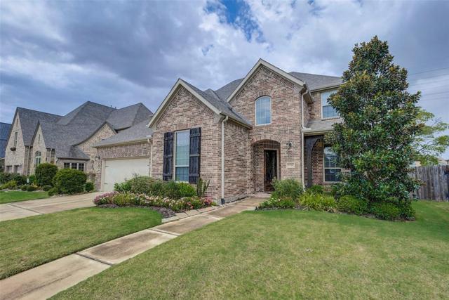 5706 Emmit Creek Lane, Houston, TX 77479 (MLS #72267860) :: The Heyl Group at Keller Williams
