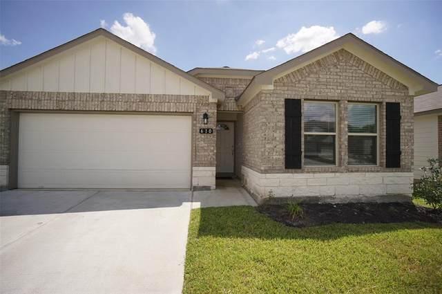 610 Norwalk Drive, Rosharon, TX 77583 (MLS #72279618) :: The Bly Team