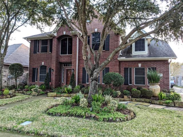7418 Shady Arbour Court, Pasadena, TX 77505 (MLS #72286110) :: Green Residential