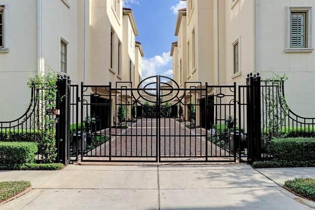 2407 Brazoria Street, Houston, TX 77019 (MLS #7229525) :: Texas Home Shop Realty
