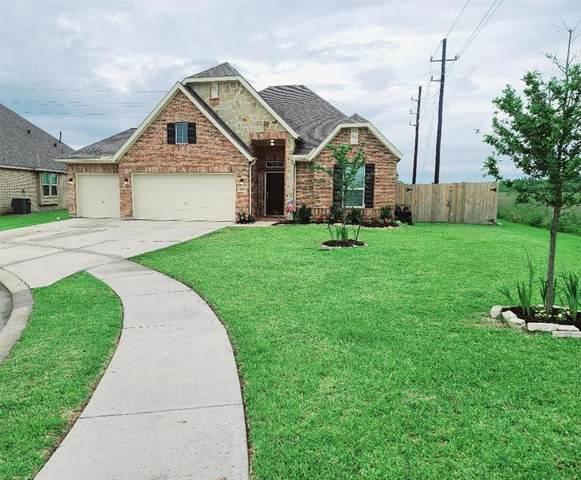 4827 Bay Vista Drive, Baytown, TX 77523 (MLS #72298683) :: The SOLD by George Team