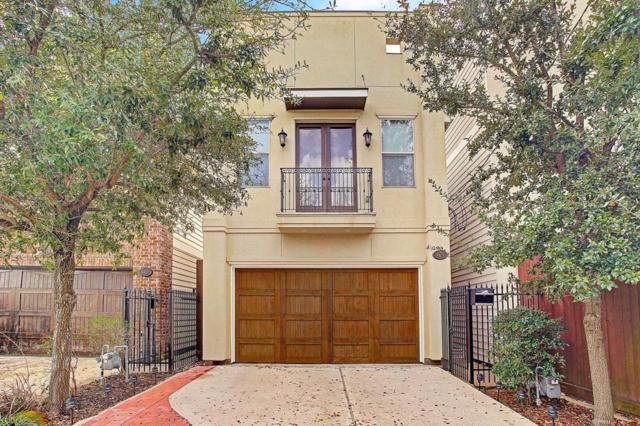 4419 Feagan Street, Houston, TX 77007 (MLS #72304171) :: Giorgi Real Estate Group