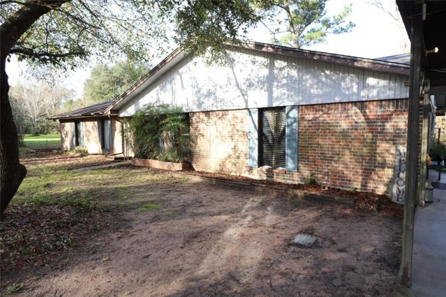 3009 Old Spurger Highway, Silsbee, TX 77656 (MLS #72308130) :: The Bly Team