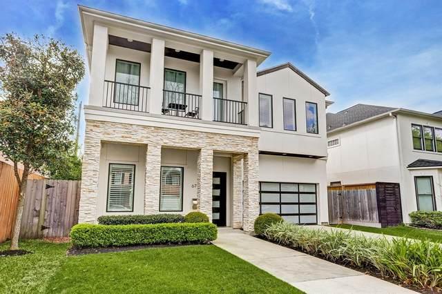 6712 E College Street, West University Place, TX 77005 (MLS #72310964) :: Caskey Realty
