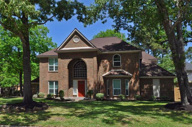 1714 Seven Maples Drive, Kingwood, TX 77345 (MLS #72315463) :: The Heyl Group at Keller Williams