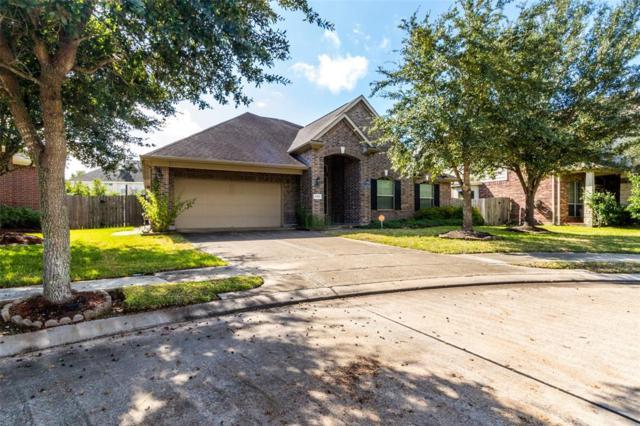 20911 Flower Croft Court, Richmond, TX 77407 (MLS #72319660) :: Texas Home Shop Realty