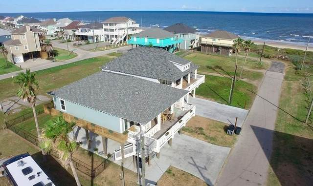 870 Meynig Drive, Crystal Beach, TX 77650 (MLS #72329212) :: Connect Realty