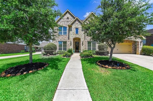 8415 Port Branch Drive, Richmond, TX 77406 (MLS #72334124) :: CORE Realty