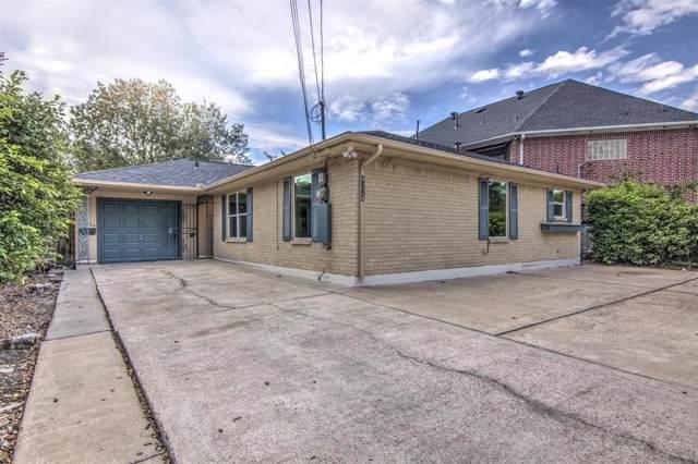 4224 Bissonnet Street, West University Place, TX 77005 (MLS #72337229) :: Guevara Backman