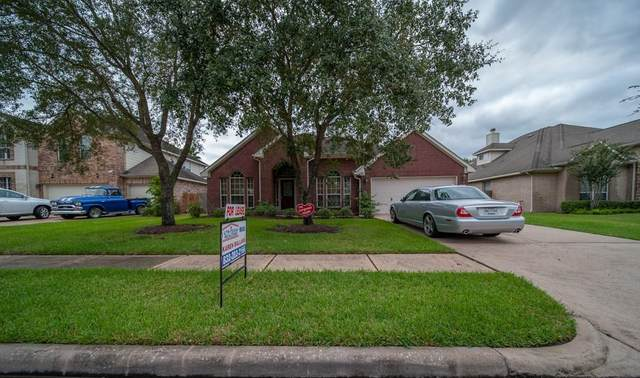 2312 Cape Landing Drive, Pearland, TX 77584 (MLS #72339150) :: The SOLD by George Team