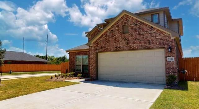 7242 Victorville Drive, Rosharon, TX 77583 (MLS #72340458) :: The Heyl Group at Keller Williams