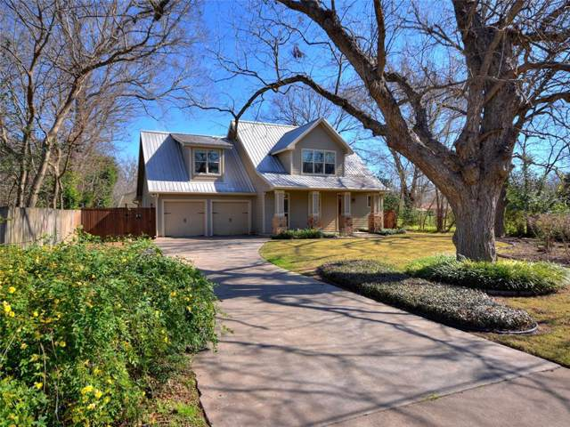 1815 Main Street, Bastrop, TX 78602 (MLS #72342063) :: The Heyl Group at Keller Williams