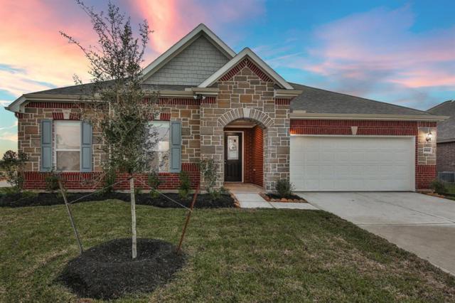 3902 Honey Hill Lane, Pearland, TX 77584 (MLS #72342197) :: Texas Home Shop Realty