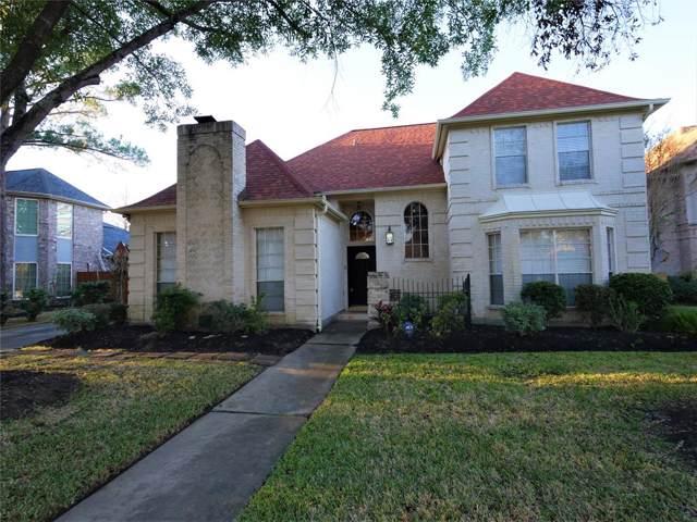 14814 Camino Rancho Drive, Houston, TX 77083 (MLS #72345269) :: The Sansone Group