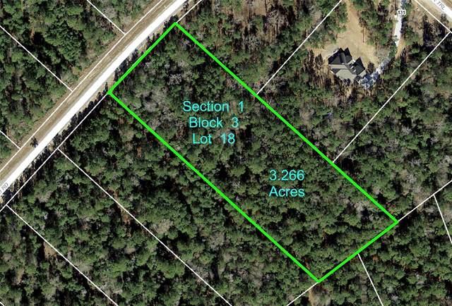 1-3-18 Texas Grand Road, Huntsville, TX 77340 (MLS #72346281) :: My BCS Home Real Estate Group