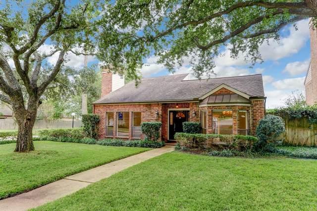 2726 Glen Haven Boulevard, Houston, TX 77025 (MLS #72368832) :: Texas Home Shop Realty